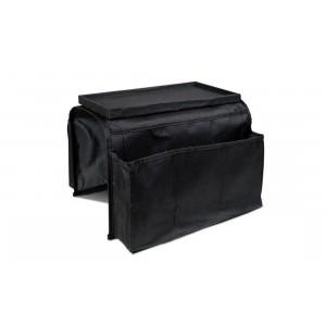 Image of Arm Rest Organizer copri bracciolo portaoggetti per divano 8030514093603