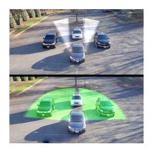Specchietto grandangolare per specchi laterali auto 870646 elimina punti ciechi