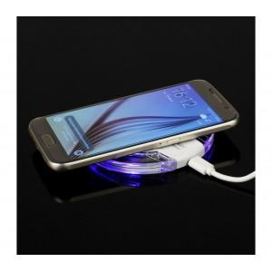 Carica batterie ad induzione wireless Qi 713527 base di ricarica wifi universale