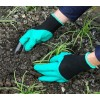 Guanti per giardinaggio con artigli in plastica ABS 708004 per scavare