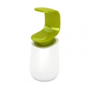 Image of Dosatore igienico per sapone a pressione a singola mano 711051 easy soap 8435524515433