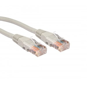 Cavo Ethernet 0.5m LAN CAT6 schermato con contatti placcati in oro 10Gps 045339
