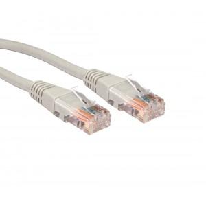 Cavo Ethernet 1.0m LAN CAT6 schermato con contatti placcati in oro 10Gps 045360