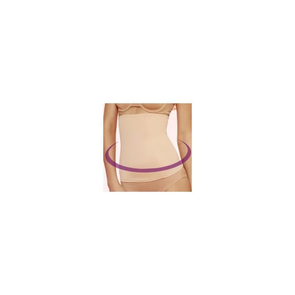 Fascia girovita elastica snellente WAIST bustino panciera  contenitiva 3 misure