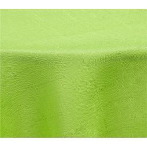344903 Tovaglia da tavola effetto lino 150 x 180 cm con orlo vari colori
