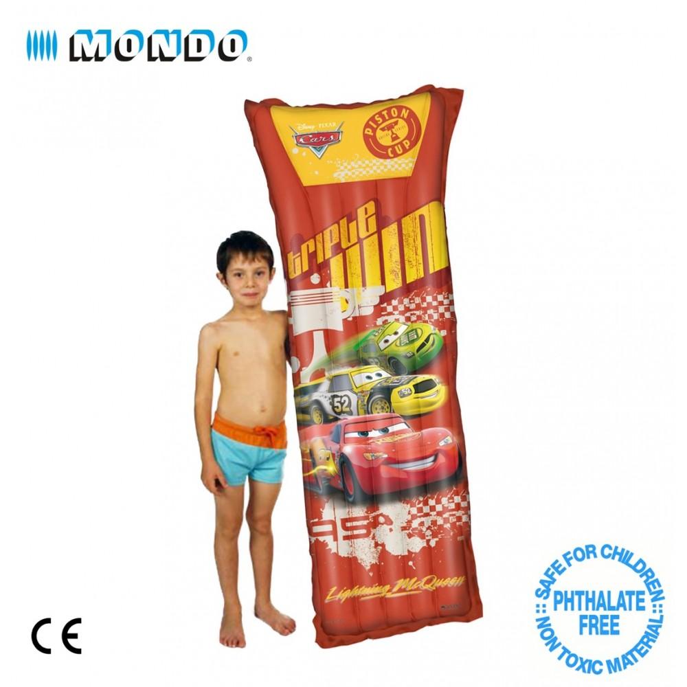Materassino per bambini gonfiabile Cars 183x75cm Linea Mondo