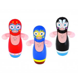 52193 Pungiball Wrestling lottatori sempre in piedi 91 cm Bestway