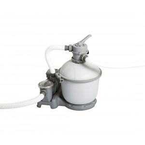 Image of Filtro a sabbia FlowClear da 5678 lt/h per piscine fuori terra 58404 Bestway 6942138930924