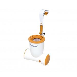 Image of Pompa di filtraggio Skimatic da 3974 lt/h con filtro a cartuccia 58469 Bestway 6942138921250