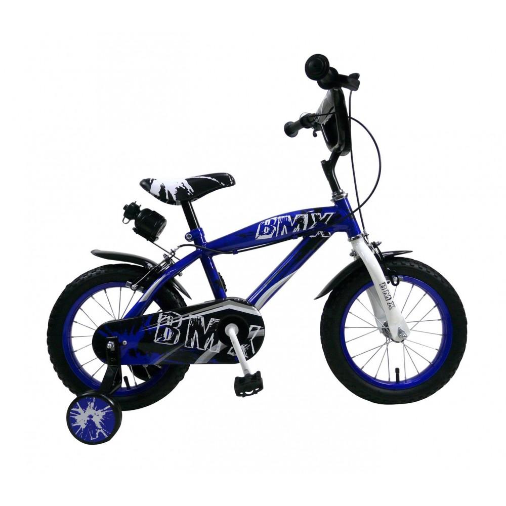 Bicicletta BMX baby taglia 14 bici per bambini 510187 età 3 - 6 anni