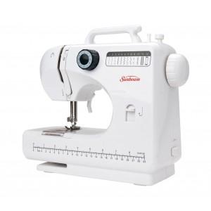 Image of Macchina da cucire SEW and SEW 12 pattern selezionabili 851186 due velocità 8435524513309