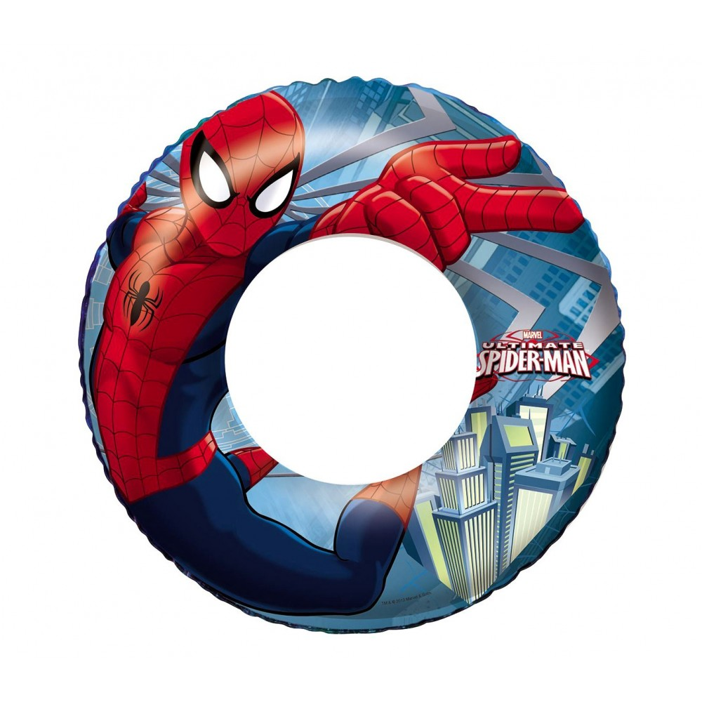 Salvagente per bambini BESTWAY Ultimate Spiderman 98003 da 56 cm MARVEL