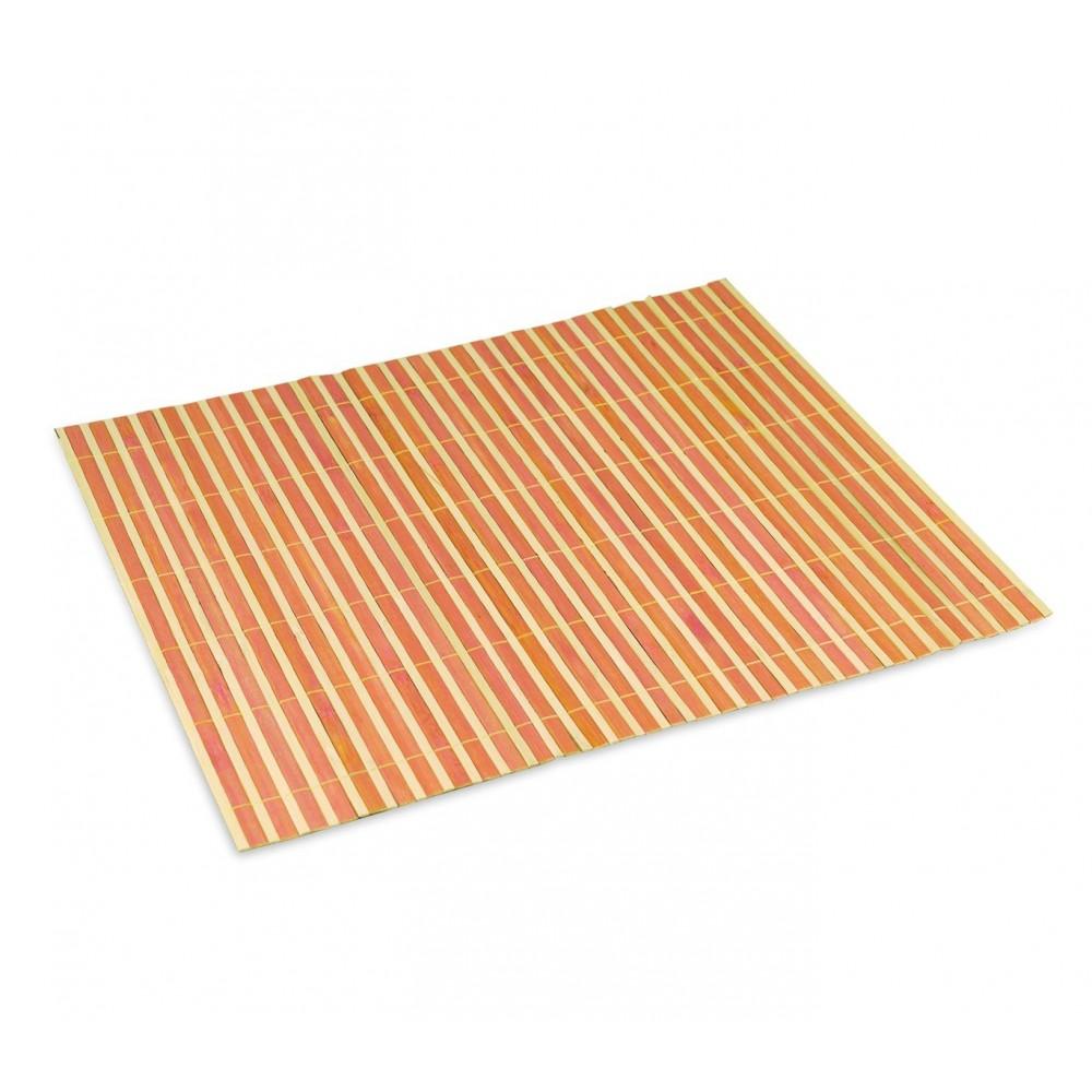 Set 4 tovagliette di bamboo colorate 137697 da tavola e decorativi