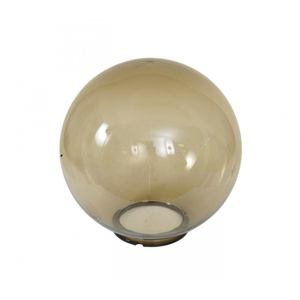 Sfera per lampadari e lampade da giardino fum 25cm for Lampioni da giardino a sfera