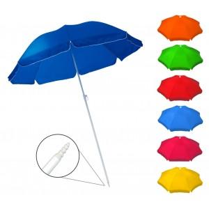Ombrellone da spiaggia e giardino 322871 ONSHORE in vari colori diametro 165 cm