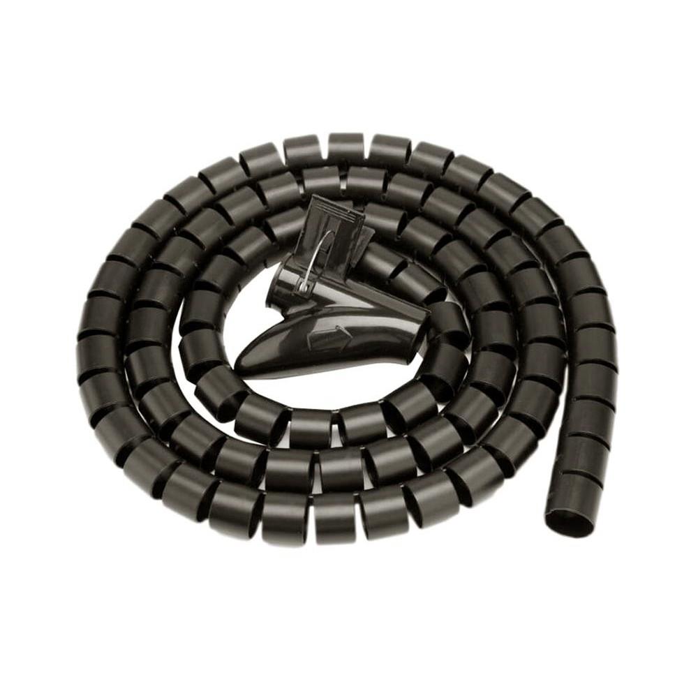 Avvolgicavi a spirale Techmade 2,5 mt 003018 accorpa e organizza i cavi