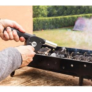 Pistola manuale ad aria per barbecue e camini ravviva fiamma 662423