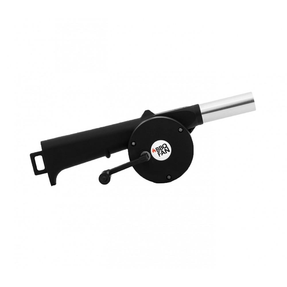 Pistola manuale ad aria a mulinello per barbecue e camini 662423 ravviva fiamma