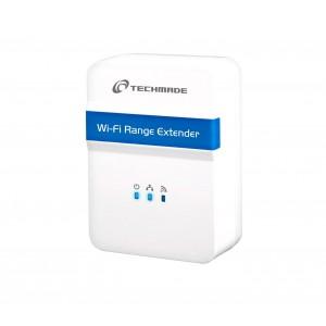 Techmade Wi-Fi Extender WNPRP002 ripetitore per reti wireless 300N 802.11b/g/n