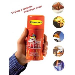 Spegnifuoco a spray portatile spegni fiamma di emergenza super angel nemico delle fiamme