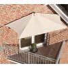 Ombrellone a semicerchio a parete da balcone e giardino 331774 ONSHORE