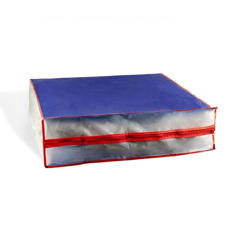 Organizzatore salvaspazio per vestiti cambio stagione sottoletto storage box