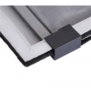 Zanzariera estensibile 70x50 cm  fino a 132 cm per balconi e finestre