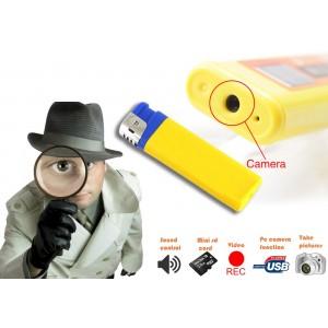Accenno spia con telecamera con memoria sd espandibile viedeo e audio risoluzione 1280 x 1024