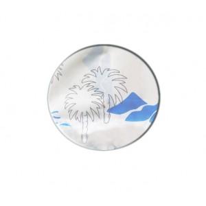 Image of Coprilavatrice in plastica WELKHOME universale 80 x 60 x 60 cm telo proteggi lavatrice 8027373443564