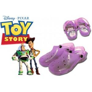 Image of Scarpe bambini sabot DISNEY TOY STORY sandali con luci mare da passeggio 8000422222822