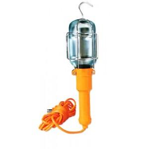 Image of Lampada da officina con 10 metri di cavo 220 v con gancio 8435524505250