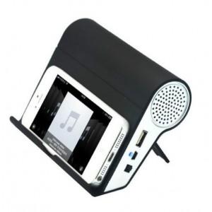 Image of Cassa altoparlante Speaker Acustico wifi compatibile Apple Samsung Nokia 7106892113644