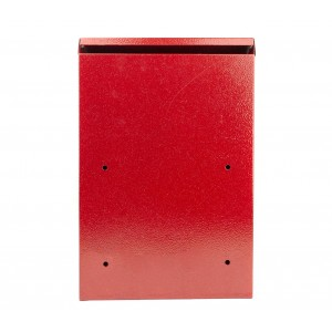 Image of Cassetta Postale BRIGE ARTIGIAN FERRO Art. 729 sportello superiore 21x10x32 cm 8435524517918