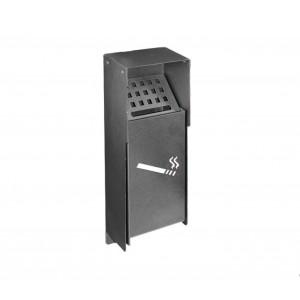 Cassetta Spegni sigaretta e raccogli mozziconi in ferro battuto 066207