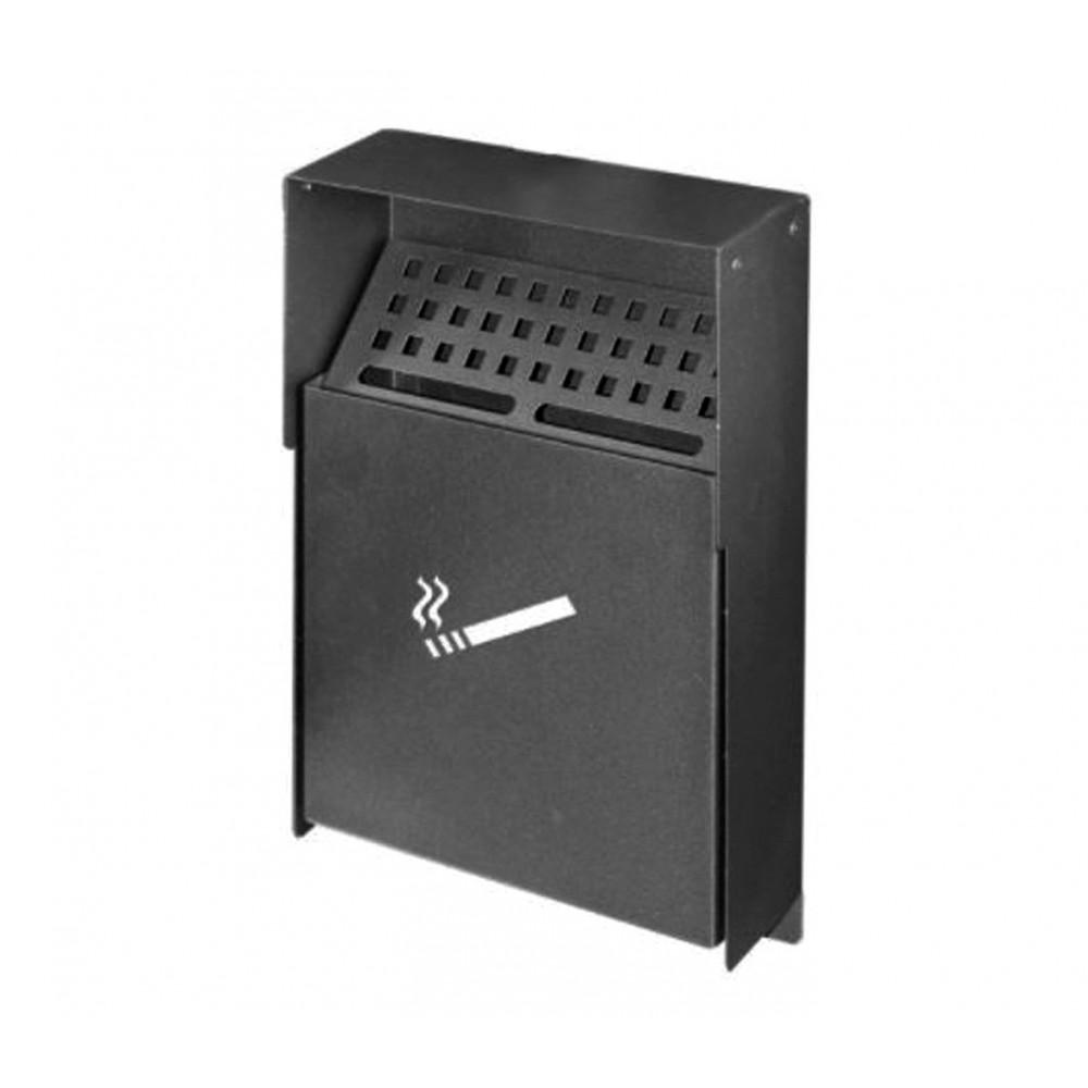Spegni sigarette da parete ARTIGIAN FERRO Art. 810.B 24x8x34 cm posacenere