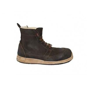 Scarpa alta da uomo LEWER antinfortunistica mod. NL78 S3 linea DOT.IT