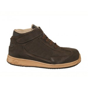 Scarpa bassa da uomo LEWER antinfortunistica mod. SP75 S3 linea DOT.IT