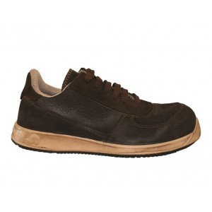 Scarpa bassa da uomo LEWER antinfortunistica mod. PL75 S3 linea DOT.IT