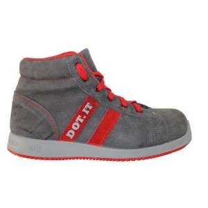 Scarpa alta da uomo LEWER antinfortunistica mod. SB98 S3 linea DOT.IT