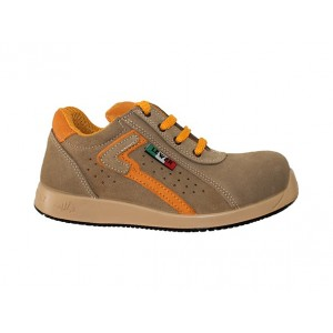 Scarpa bassa da uomo LEWER antinfortunistica mod. LIPARI S1P linea DOT.IT