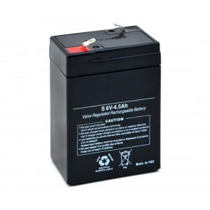 Batteria al piombo 6V4.5AH auto elettriche e piccoli scooter 6V da 4.5Ah