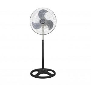 Ventilatore 3 in 1 SDS VIP-45PLUS a colonna, da tavolo e muro pala 45 cm