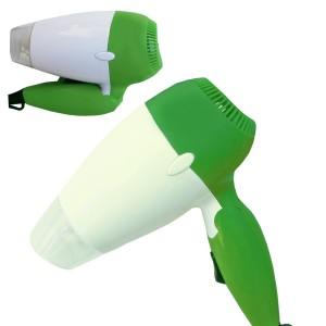 Image of Phon asciuga capelli pieghevole da viaggio 2 velocità 850 w DHOMTECK SYSTEM 8025359492667