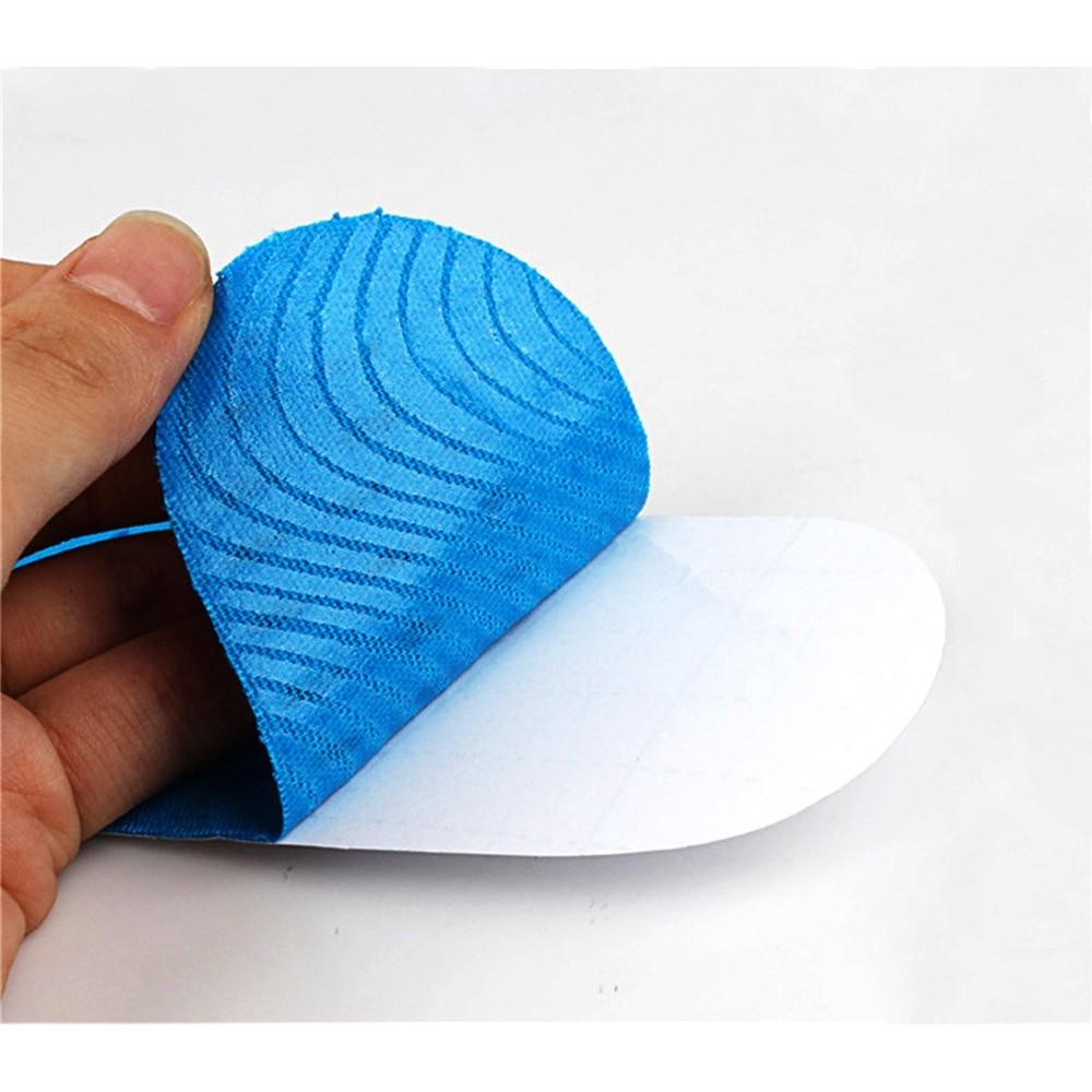 Pack da 6 ADFoot pellicola adesiva resistente agli urti e al calore per i piedi
