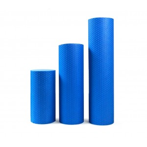 Rullo pilates da 14 cm di diametro in 3 misure in spugna EVA Palestra