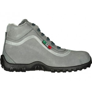 Scarpa alta uomo donna LEWER antinfortunistica KP2 S3 linea COOL JOB