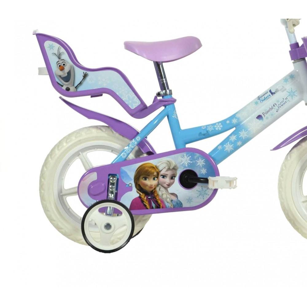 Bicicletta Bambina 126 Rl Fz2 Misura 12frozen Bici Età 3 5 Anni