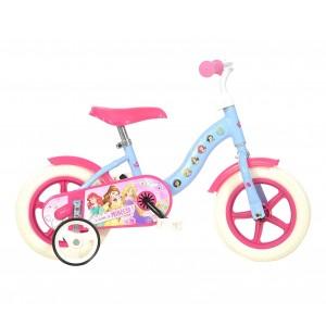 Bicicletta bambina 108 L-PSS misura 10''PRINCIPESSE DISNEY bici età 2-3 anni