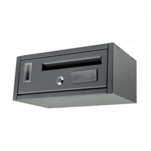 Cassetta postale condominiale 1 posto ARTIGIAN FERRO Art. 783.A 17,5 x13 x30 cm