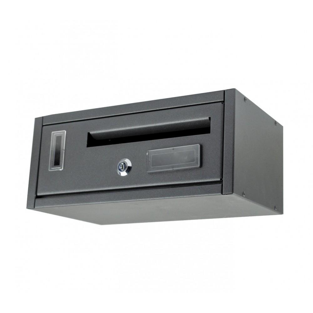 Cassetta postale condominiale 1 posto ARTIGIAN FERRO 783.A 17x13x30 cm ANTRACITE